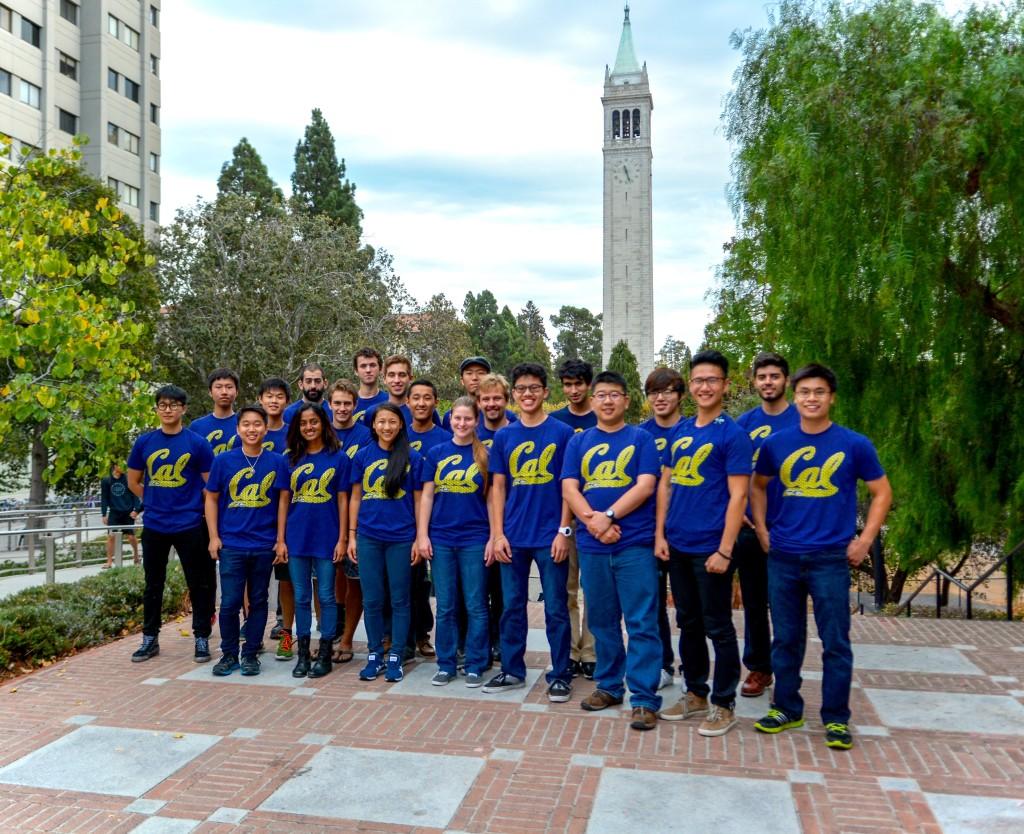 the Team 2015